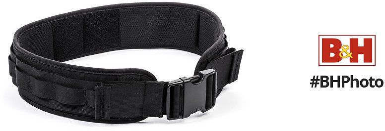Tamrac Anvil T0375 M.A.S & M.O.L.L.E Modular Accessory Slim Belt (Medium)
