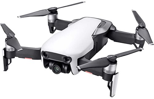 DJI Mavic Air Quadcopter Drone - Arctic White Fly More Combo Factory Refurbished