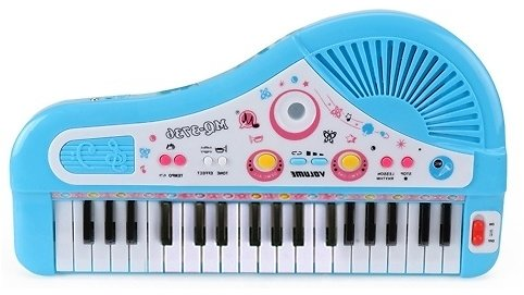 37 Keys Kids Musical Piano Electronic Piano Keyboard Toy Musical Instrument Toy