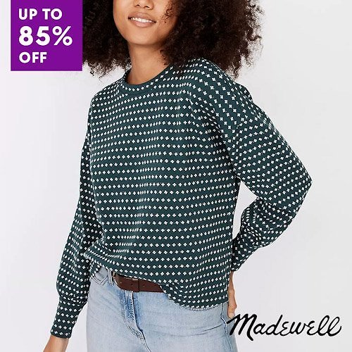 Up to 85% Off Madewell Denim