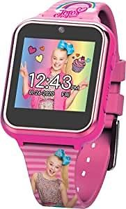 Amazon : Kid's Smartwatch with Selfie-cam, Voice Recorder, 3x Games, Pedometer, Alarm, Stopwatch, and Calculator