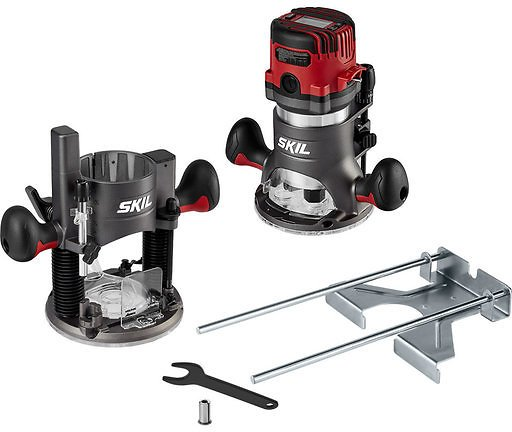 SKIL - 14A Plunge and Fixed Base Router