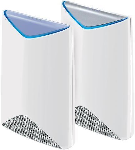 NETGEAR Orbi Pro - AC3000 Tri-band Wi-Fi System for Business (SRK60) Replaces Wi-Fi Access Points. No Complicated Wiring. Better Wi-Fi for Your Business. Everywhere - Newegg.com