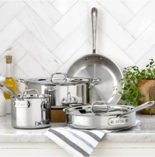 Up to 80% Off Kitchenware Closeout Sale + Extra 25% Off