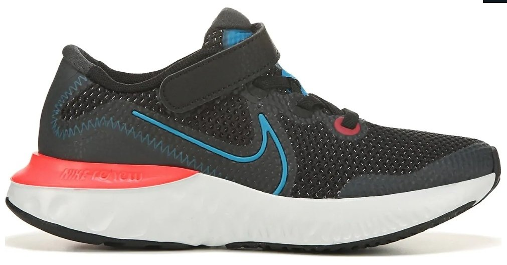 Kids' Nike Renew Run Sneaker - Little Kid
