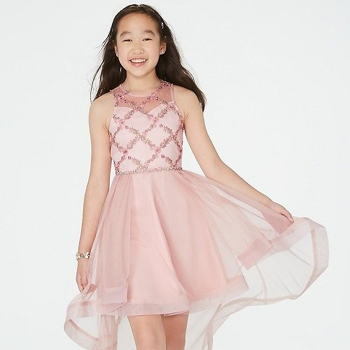 Up to 80% Off Girls' Dresses + Extra 25% Off