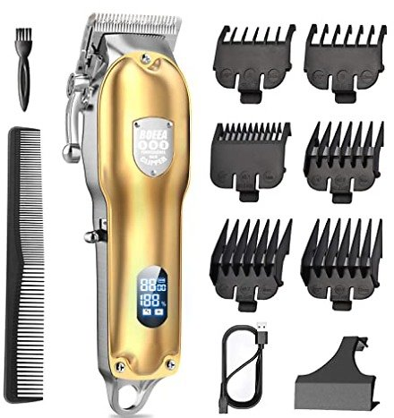 Save 50% On BOEEA Hair Clippers for Men
