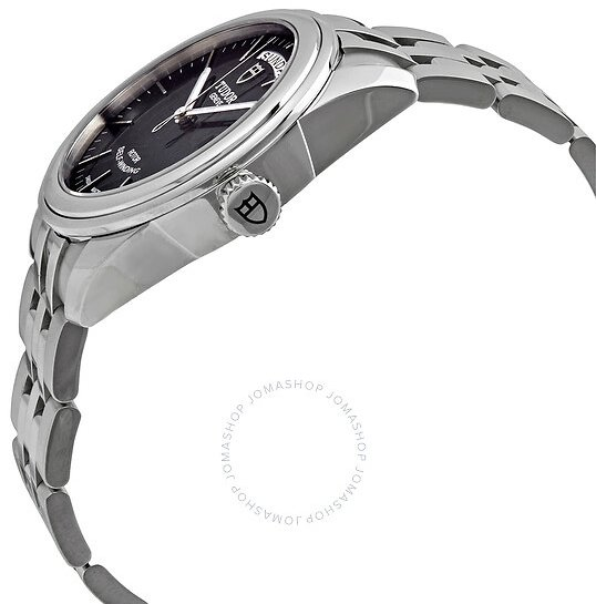 Glamour Day-Date Automatic Black Dial 39 Mm Watch M56000-0007