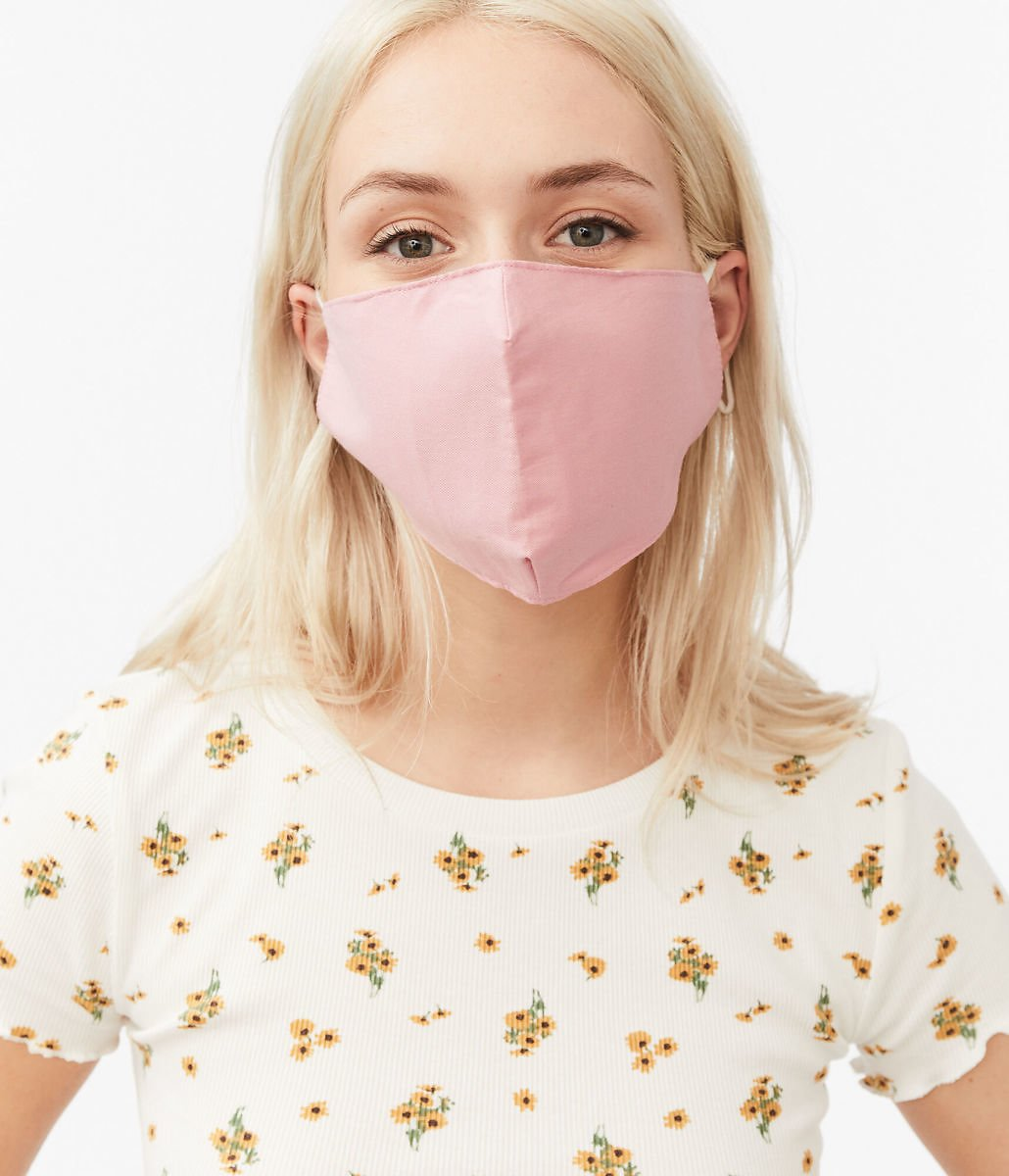 2-Pack Trendy Face Masks for Reusable Protection