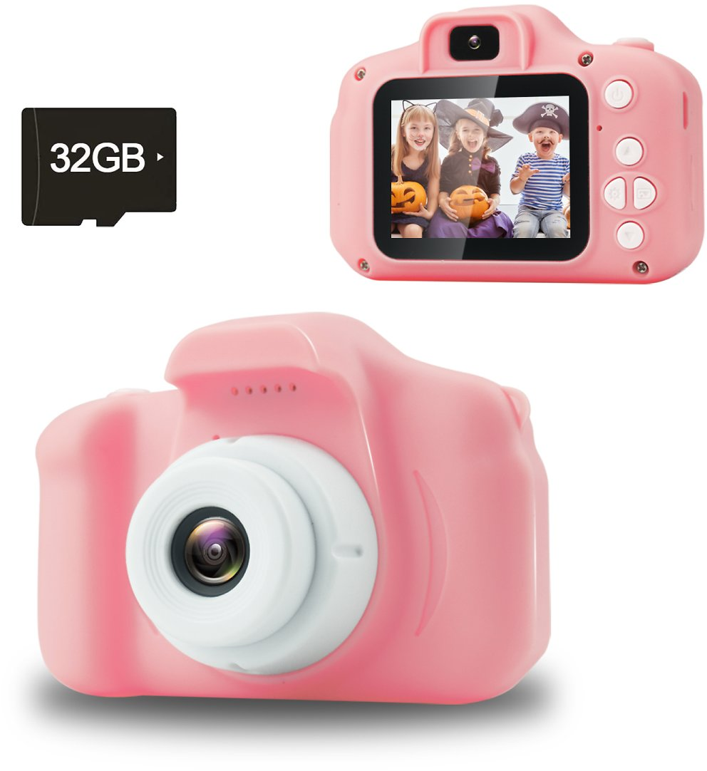 Get Kids Camera with 50% Code On Amazon.com