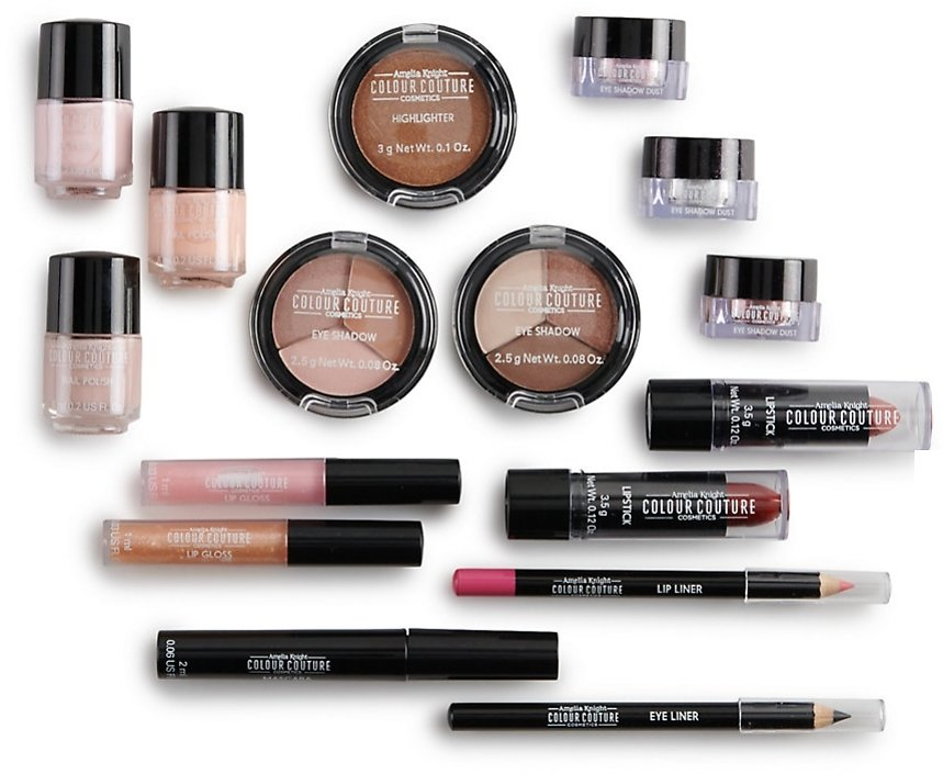 Academy of Colour Nudes For Days Look Book Set