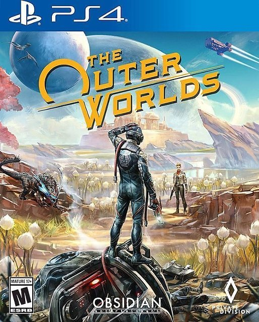 The Outer Worlds PlayStation 4, PlayStation 5 57515