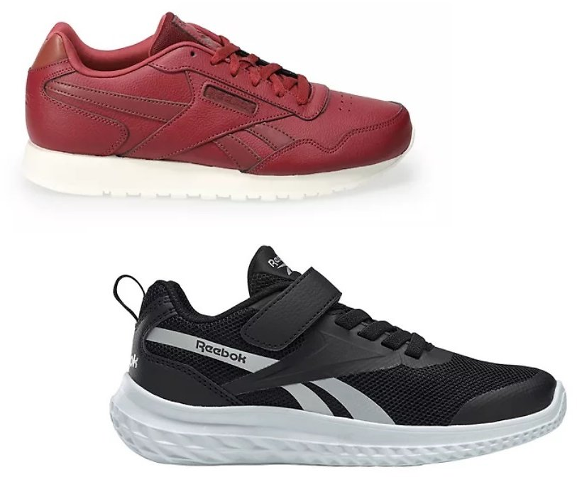 Reebok Shoes for Entire Family from $29.75