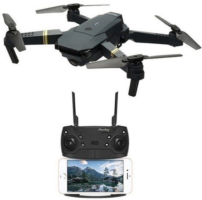 Quadcopter Drone with 4k + 1080hd +760hd