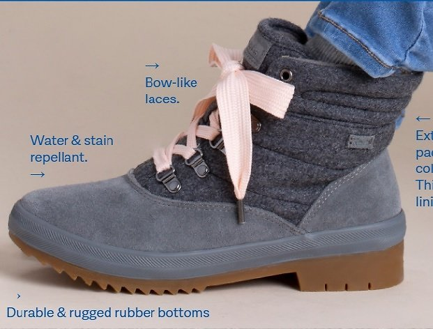 Camp Water-Resistant Boot w/ Thinsulate™