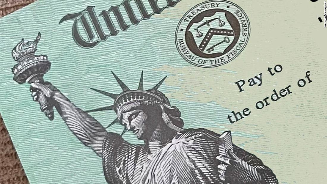 Here's Why Your Stimulus Payment May Still Be Pending