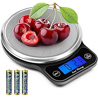 Digital Kitchen Scale (13lb/6kg)