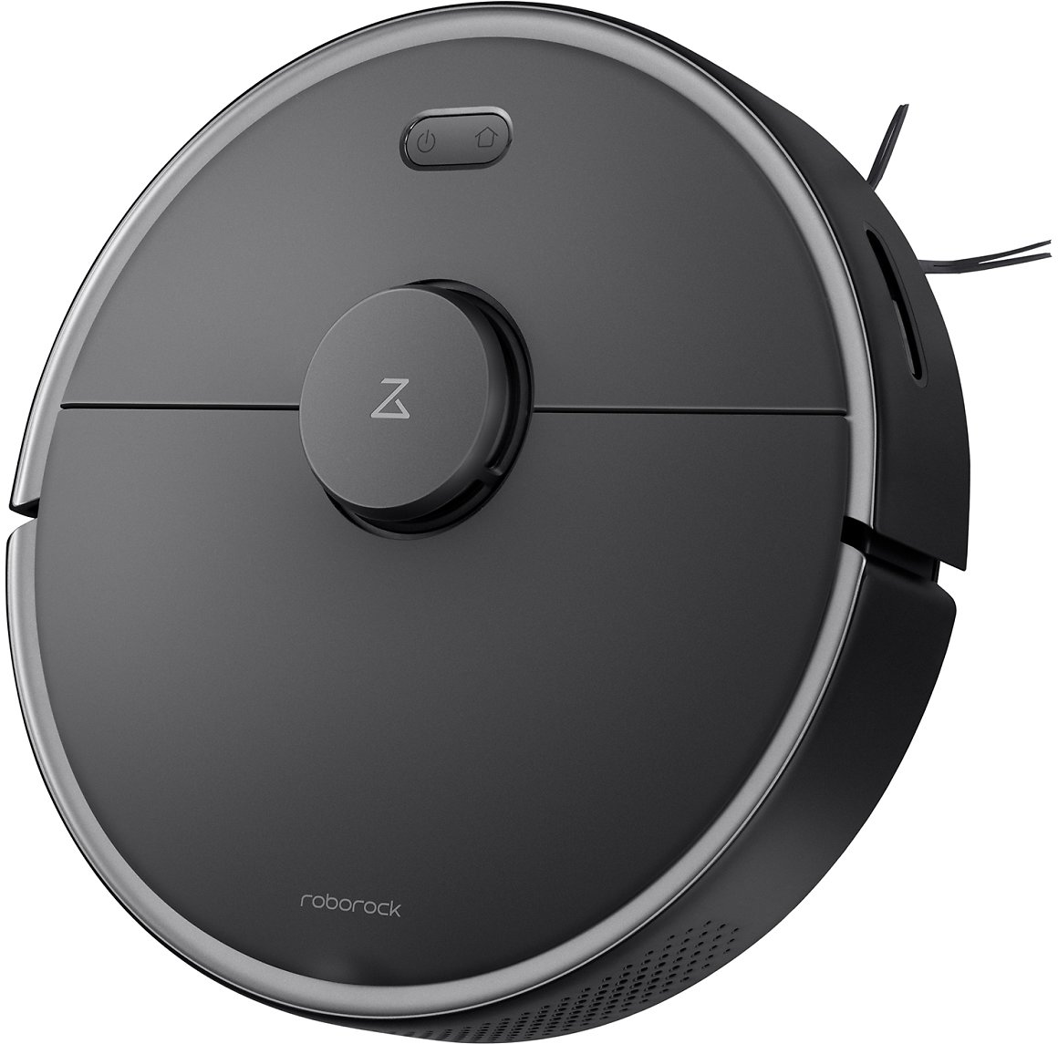 Roborock S4 Max Robot Vacuum with Lidar Navigation and Multi-Level Mapping, 2000Pa Strong Suction