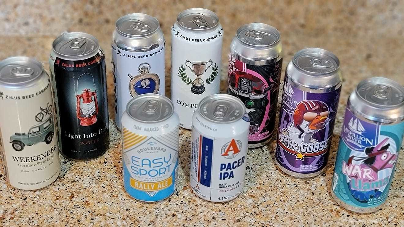 Beer After a Workout? Brewers Take a Cue from Gatorade and Add Electrolytes Into Lower Alcohol Brews
