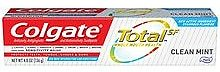 2-Pack Colgate Total Toothpaste Clean Mint 4.8oz