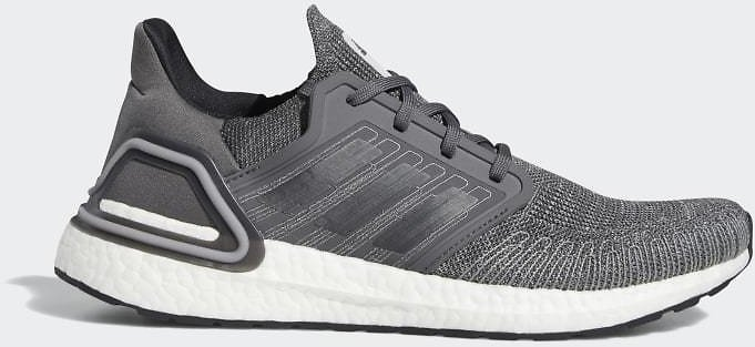 $72.00 Adidas Ultraboost 20 Mens Running Shoes