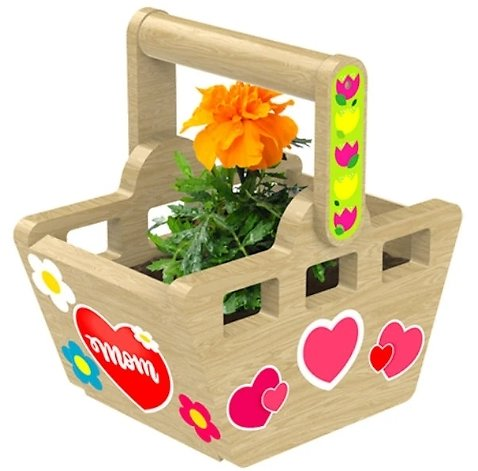 Free Basket Planter Kit (In-Store)