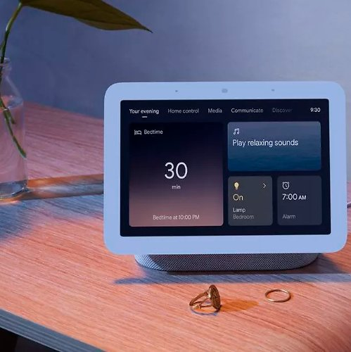 The New Google Nest Hub Tracks Your Sleep Without Wearables Or Cameras
