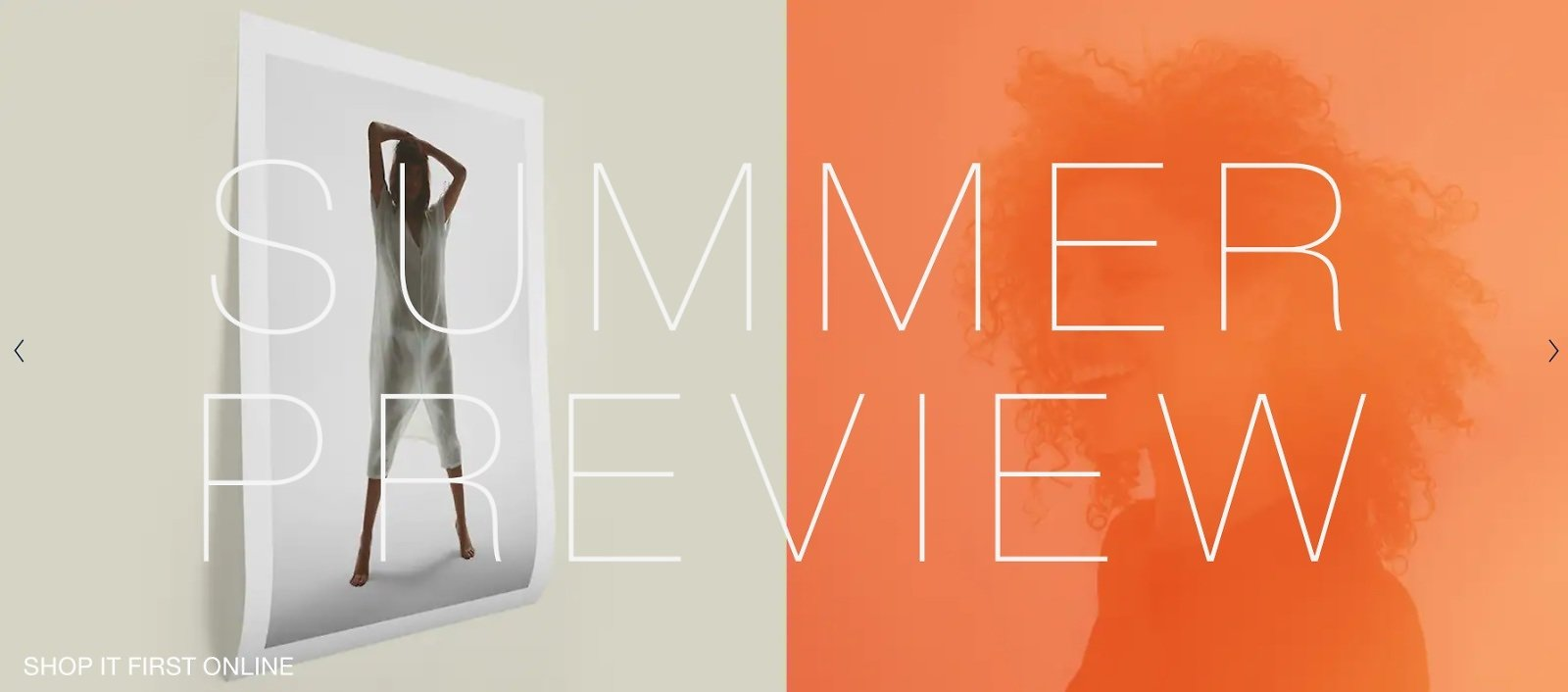 Up to 75% Off Summer Preview Sale