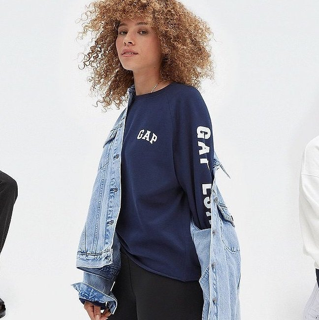 Up to 75% Off GAP Sale + Extra 20% Off