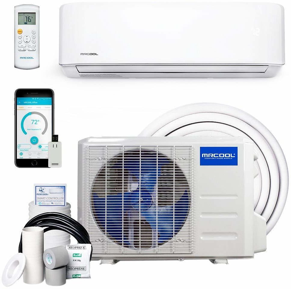 10% Off On Select MRCOOL Ductless Heat Pump Split Systems