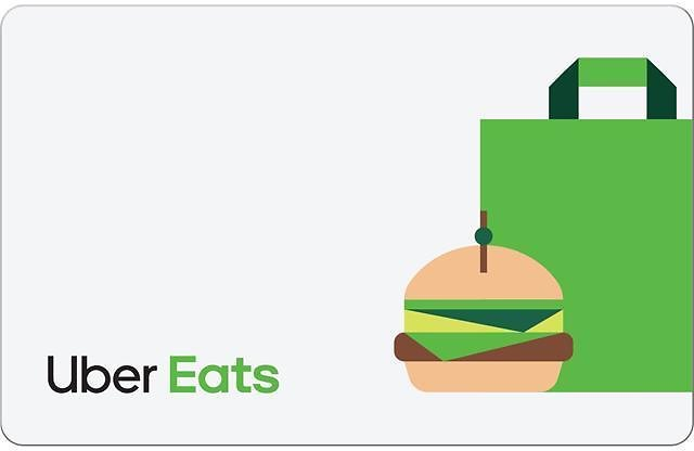 Uber Eats $50 Gift Card (Email Delivery) - Newegg.com