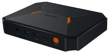 CHUWI Herobox Intel Gemini Lake N4100 8G DDR4 RAM 256G SSD Mini PC Intel UHD Graphics 600 9Gen 1.1GHz to 2.4GHz 4K TF Card Slot SATA Upgrade 2.4G/5G WiFi BT4.0 HD2.0 Type C
