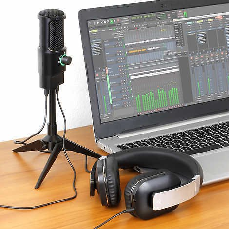 Aluratek USB Rocket Microphone