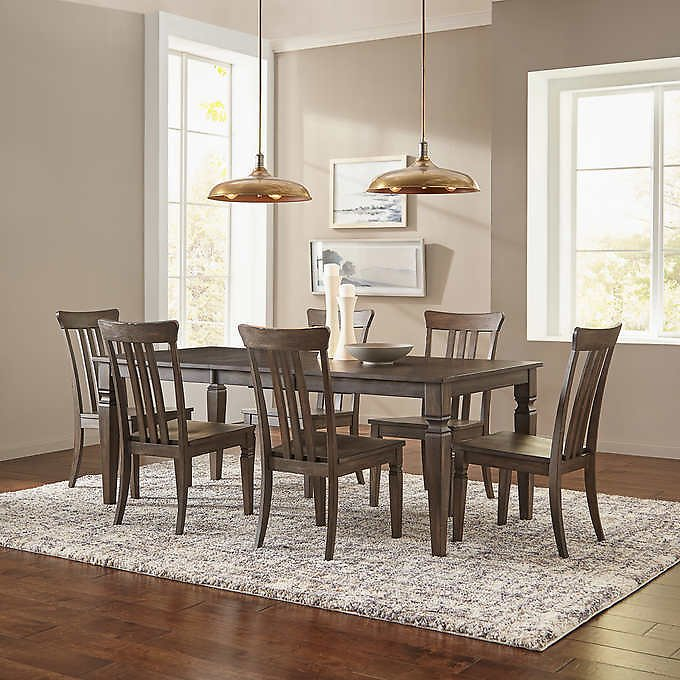 Oxford 7-piece Dining Set