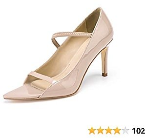 🔥 76% Off Women Pointed Toe Pumps Use Promo Code: 76GROT3279 (Works On All Options)