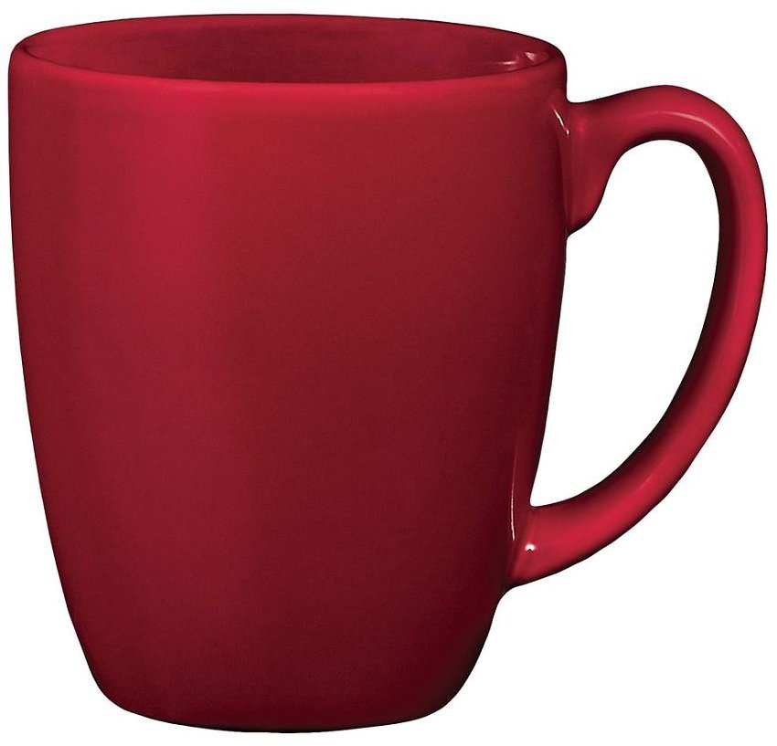 Corelle 11-ounce Dark Red Mug