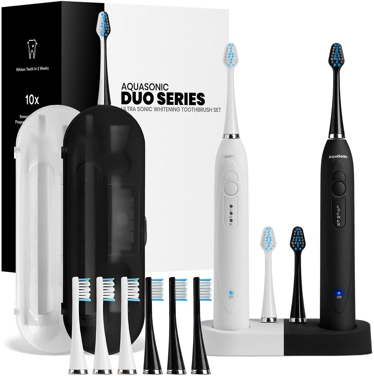 Up to 37% Off Aquasonic Electric Toothbrushes | Amazon