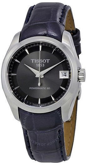Tissot Couturier Lady Powermatic 80 Automatic Ladies Watch T035.207.16.061.00 Item No: T035.207.16.061.00