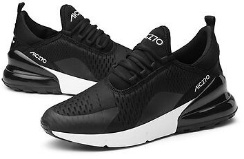 Men's Soft Breathable Running Sneakers Shockproof Casual Sport Shoes Outdoor Hiking Walking Jogging
