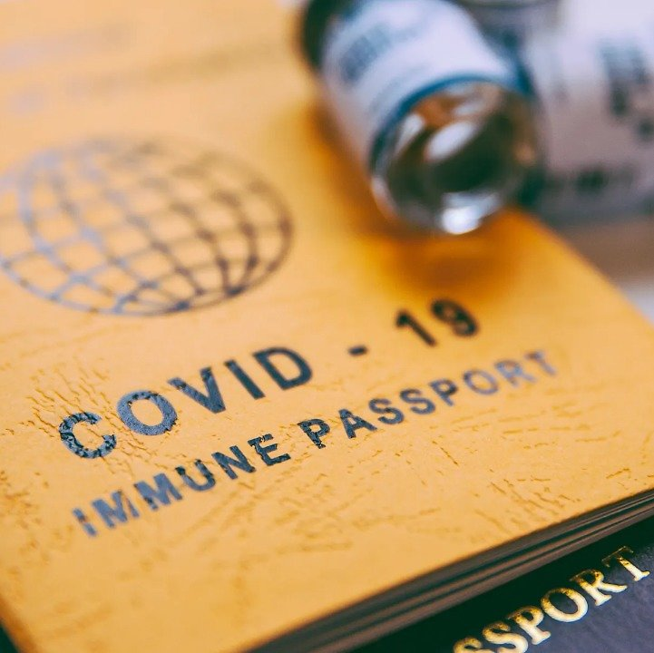 Will You Need a COVID-19 'Vaccine Passport' to Travel?
