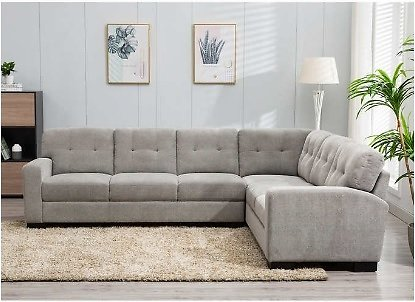 $200 OFF Annadale Fabric Sectional