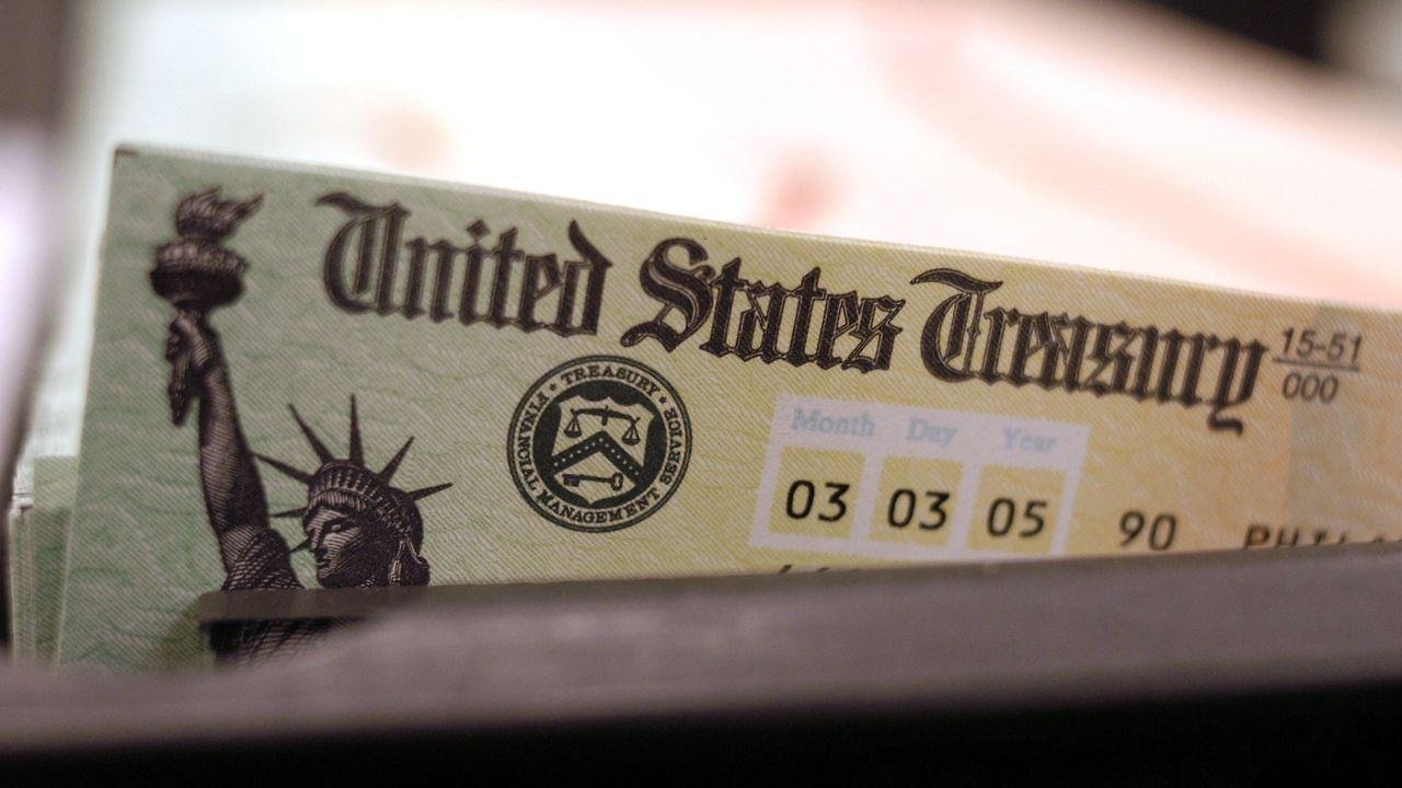 Americans Who Don't Receive Direct Deposit By March 24 Will Be Mailed Checks, Treasury Says