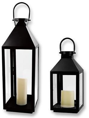 Solar Powered LED Outdoor Lantern Collection
