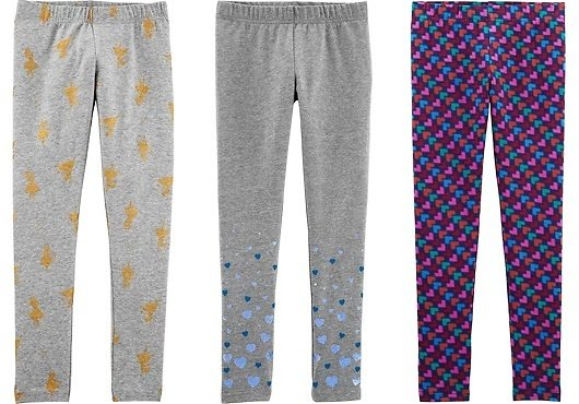 Up to 75% Off Carter's Tween Style -Girl Leggings & Pants 180 Items