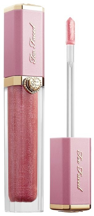 Too Faced Rich & Dazzling High-Shine Sparkling Lip Gloss (3 Colors)