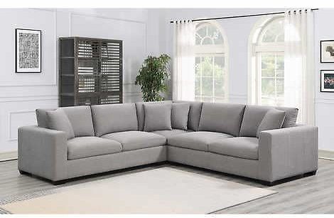Forum 3-piece Fabric Sectional