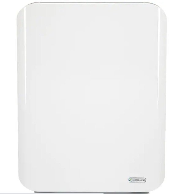 GermGuardian 338 Sq. Ft Console Air Purifier White AC5900WDLX