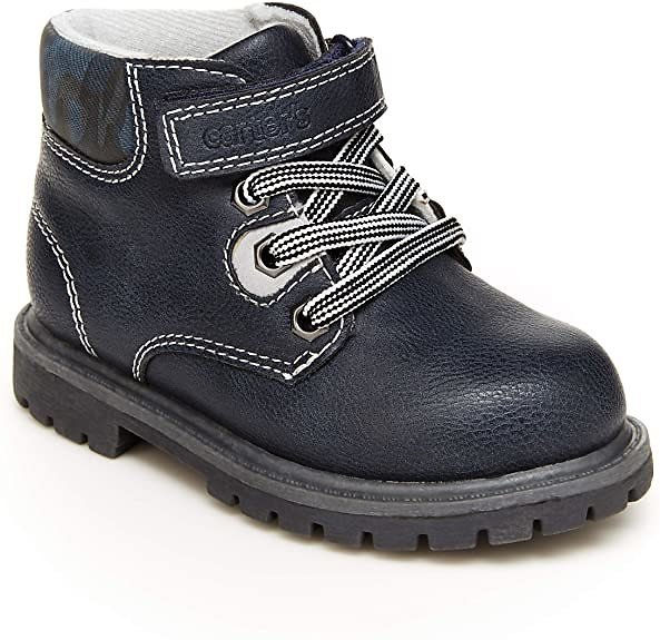 Carter's Unisex-Child Mitch High-top Sneaker Shoes