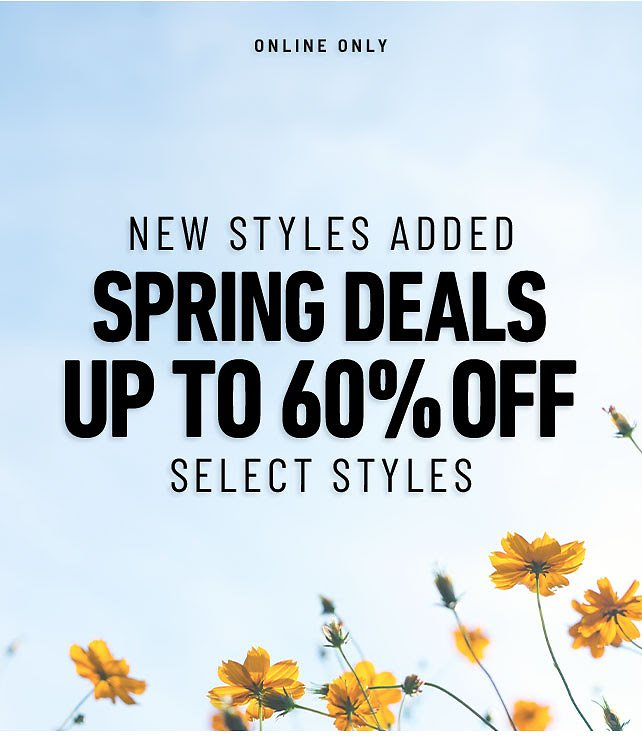 Up To 60% Off Spring Deals | Forever 21