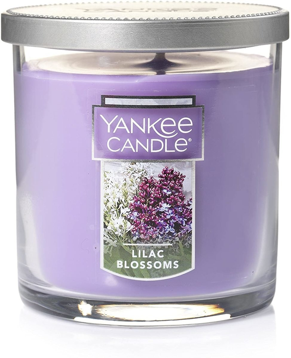 Yankee Candle Small Tumbler Candle, Lilac Blossoms